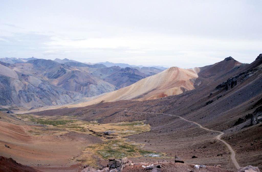 Anchaca Ridge