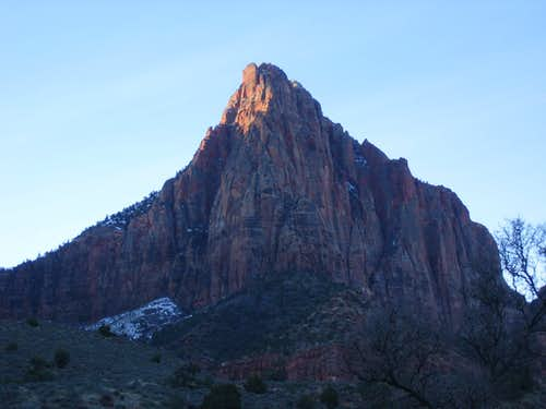 Watchman Morning Light