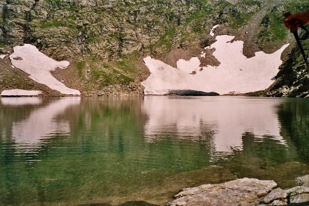 Lago di Canee (2190m)