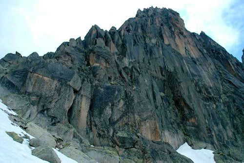 Aiguille de l'M North-West Face