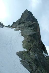Aiguille de l M North-North-East Ridge