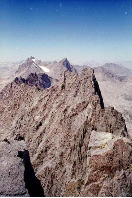 the serrated Palisade crest,...