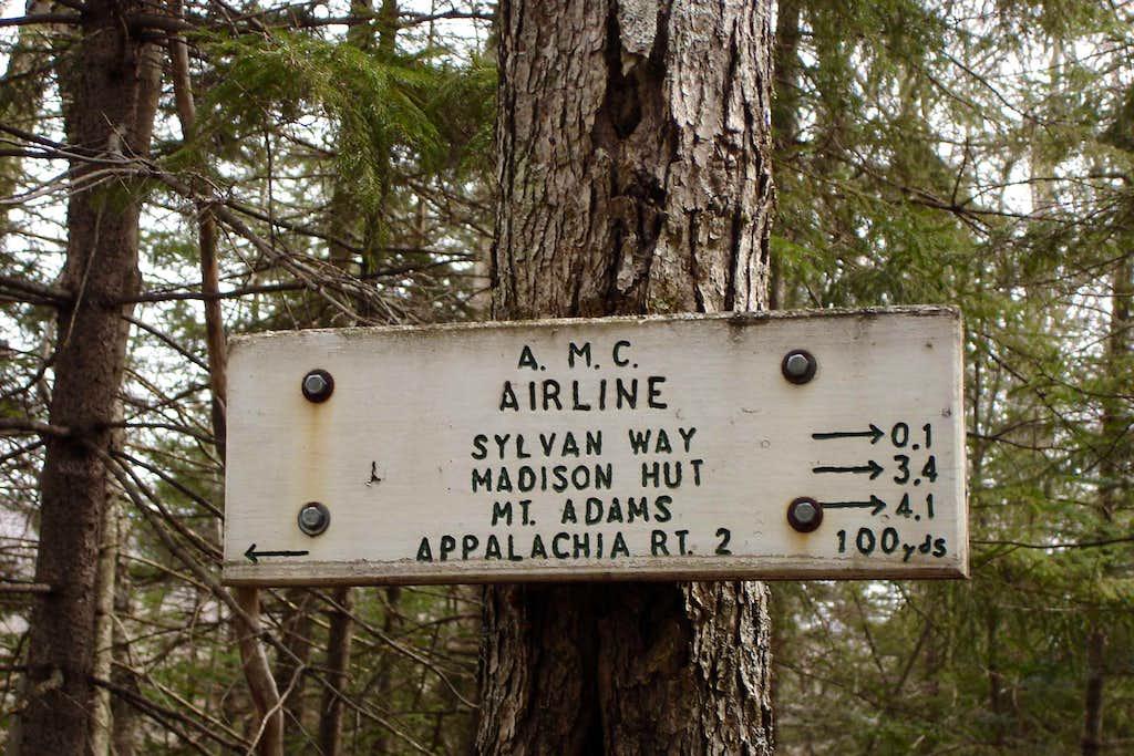 Trailhead near Appalachia