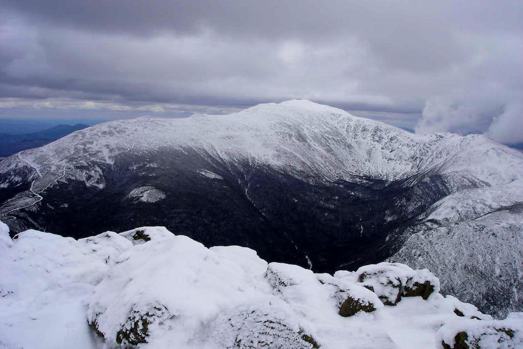 Mount Washington from Mount Adams