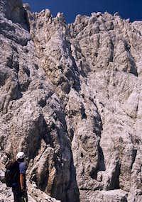 Entry to Rokav s wall