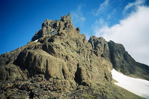 Elkhorn Upper NW Ridge