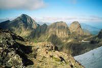 Kings Peak/Elkhorn Arete