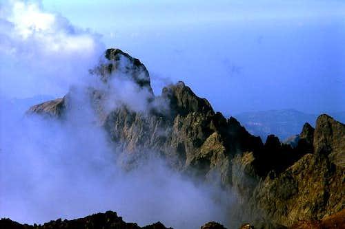 Paglia Orba from Monte Cinto