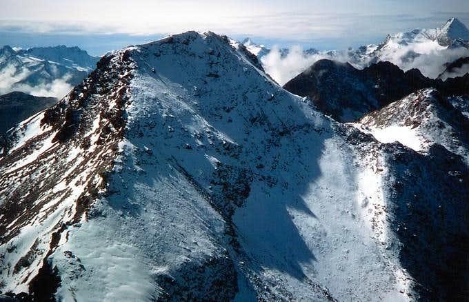 Punta di Leppe (3306m)