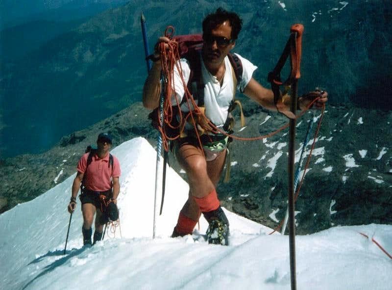 La    cresta      Photos     Diagrams      Topos   SummitPost