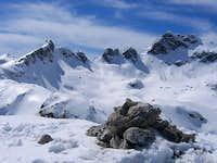 Cvorov Bogaz summit