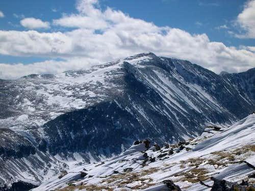 March 8, 2003. Mt Audubon...