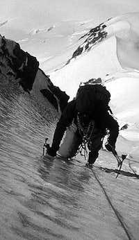 Cerro Ñato - South-East ridge first ascent