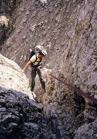 Last descent