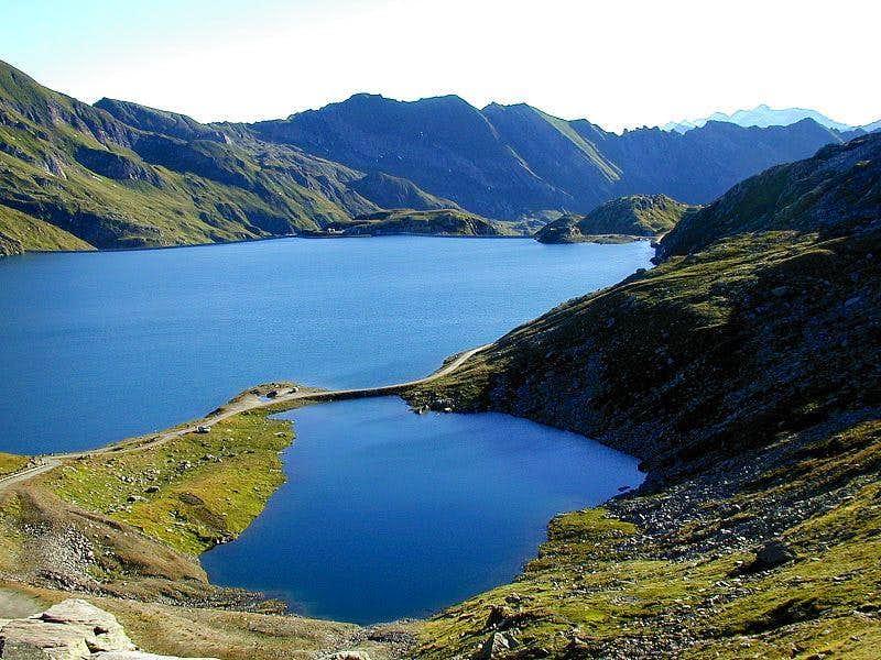 Lago del Naret
