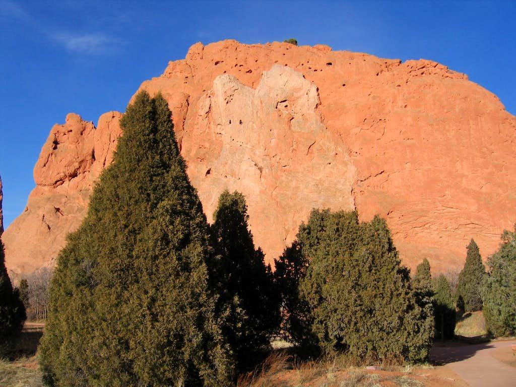South Gateway Rock