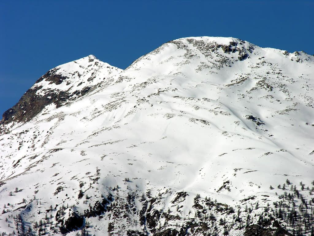 Il Mont Mary...