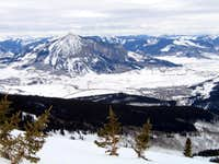 Mt. Crested Butte