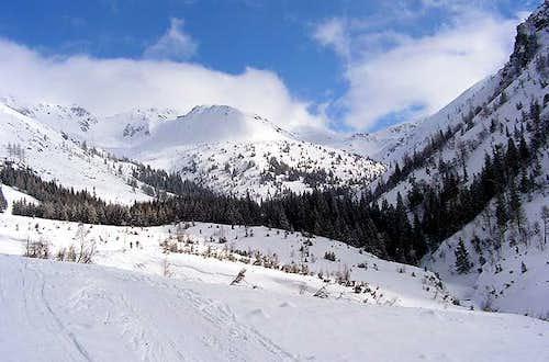 Western Tatras (Západné Tatry / Tatry Zachodnie)