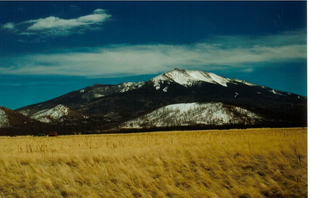 AZ-Humphreys Peak