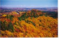 Saddle Mound Fall