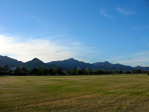 Franklin Mountain (North)