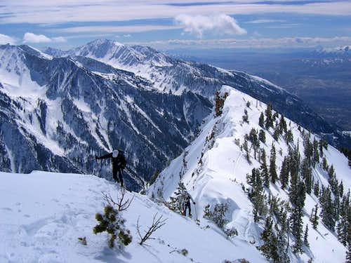 Southwest Ridge