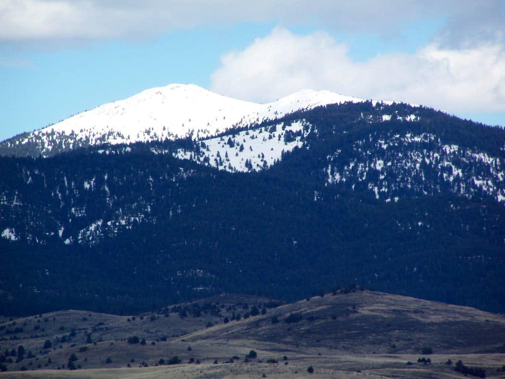 Dixie Butte