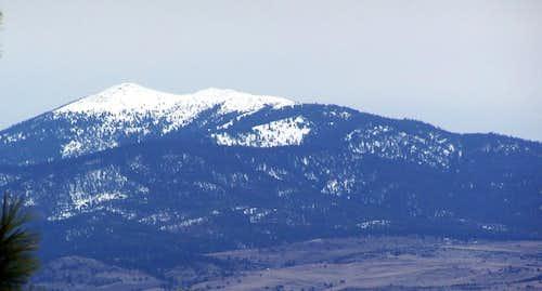 South Ridge Approach