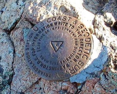 Dixie Butte Benchmark (OR)