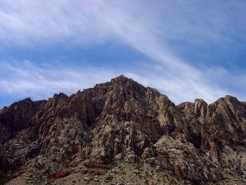 Indecision Peak