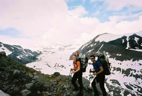 Hike to Camp