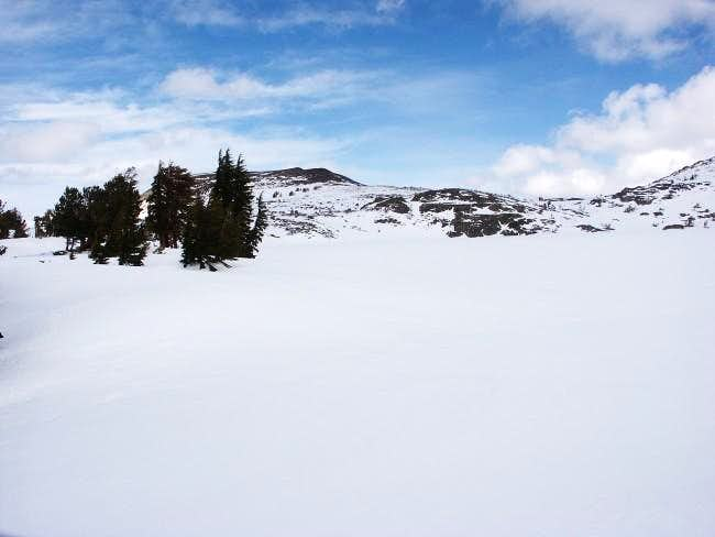 Winnemucca Lake - March 22,...