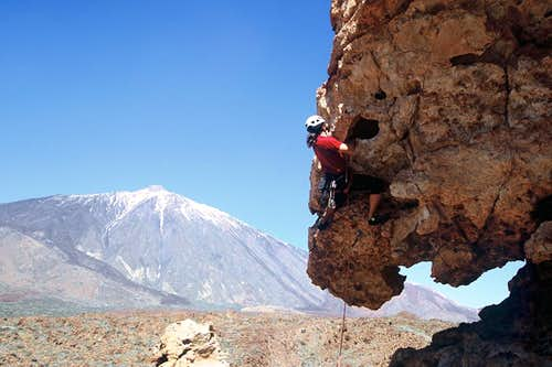 Climbing the beast