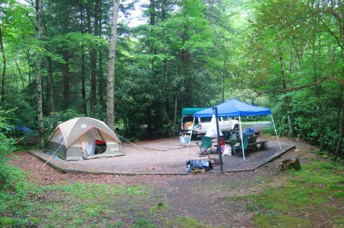 Standing Indian Campground.
