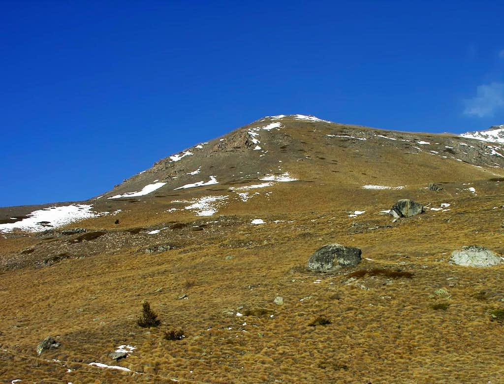 Punta Tsaplana <i>(2678 m)</i>