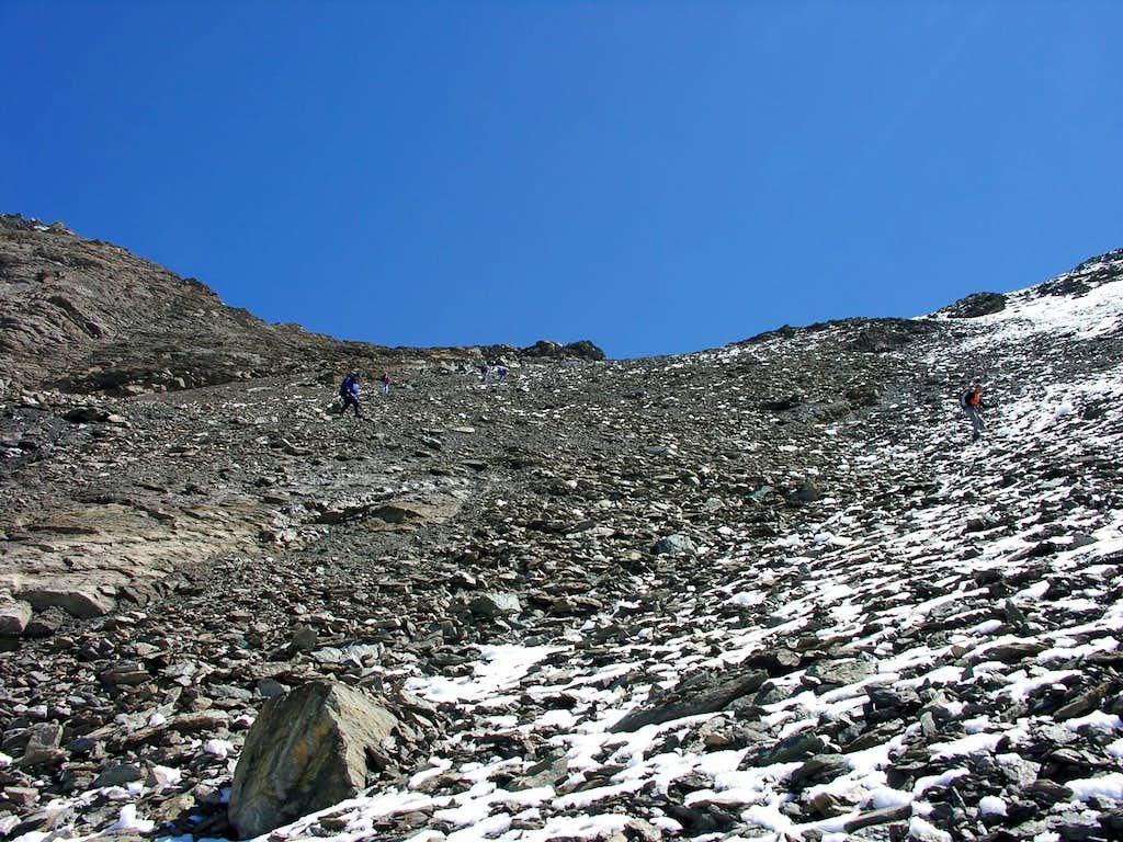 Near Colle della Tersiva <i>(3312 m)</i>