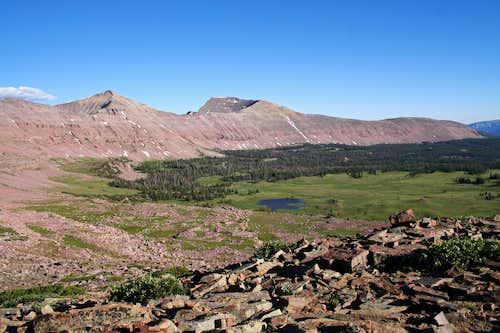 Dead Horse Peak Climbing Hiking Mountaineering Summitpost