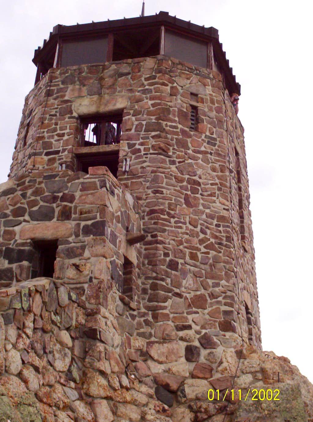 Harney Pk. Watchtower