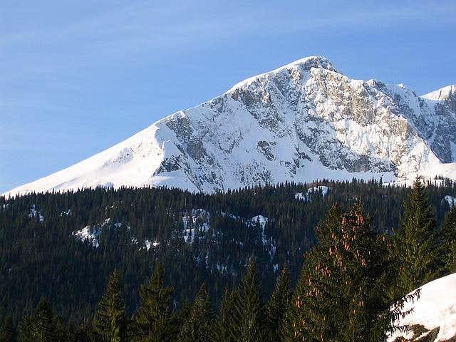 North Face of Savin Kuk