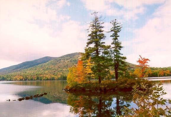 Pleasant Mt. and Moose Pond