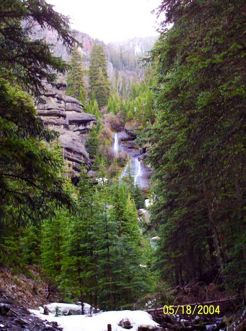 Silken Skein Falls