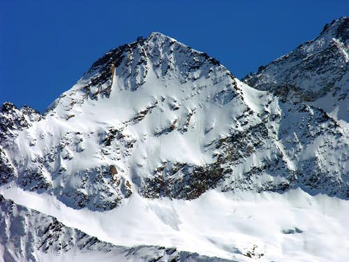 NW side of Piccola Arolla <i>(3232 m)</i>