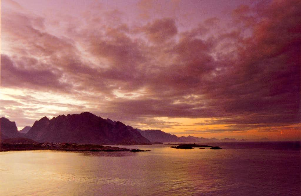Sunset, Sunrise, Moonrise
