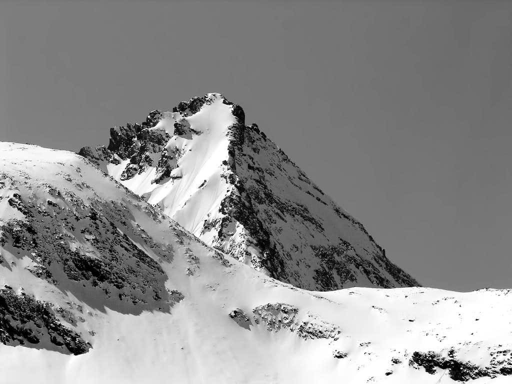 East ridge of La Grivola <i>(3969 m)</i>