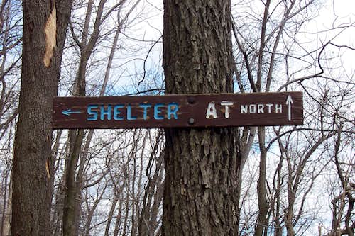 Shelter to the Left