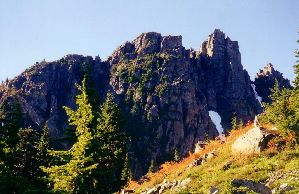 Castlecrag Mountain