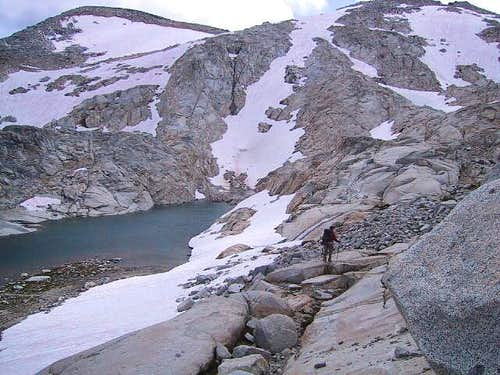 In the Upper Enchantments...