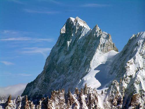 Ski Bumming Chamonix