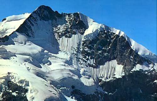 Piz Bernina the famouse...